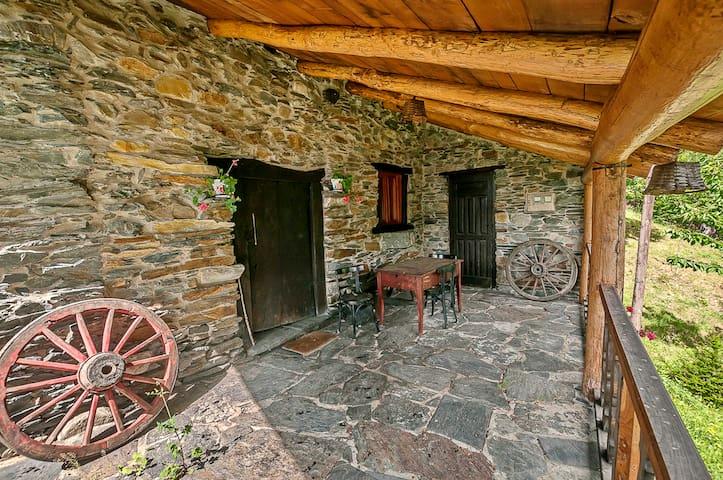 El Loceo, Casa rural para 6 personas - Suertes - Haus