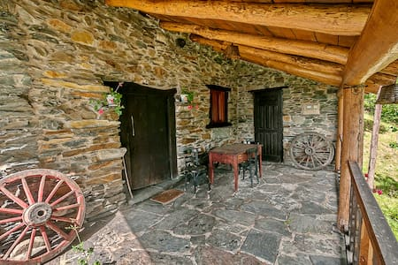 El Loceo, Casa rural para 6 personas - Suertes - Hus