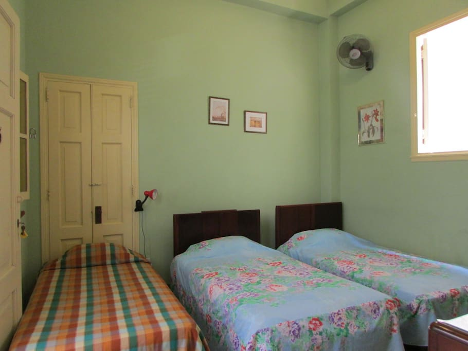 Habitación 2 para 3 personas