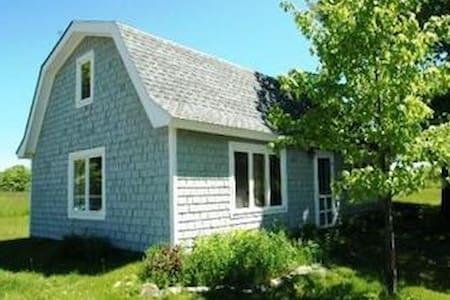 Blackberry Acres - Ellison Bay Cottage and Land
