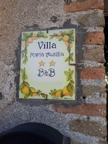 B&B Villa Maria Ausilia, Doppia - bagno condiviso