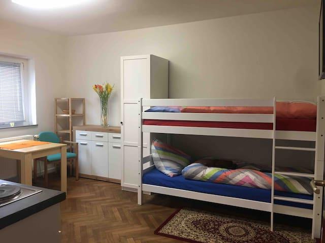 NEUE Wohnung mit Balkon Badewanne Zentrum ANGEBOT