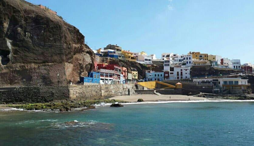Estudio con las mejores vistas - Las Palmas - Huoneisto