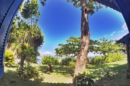 Aluga-se suítes pé na areia III - São Sebastião - Haus