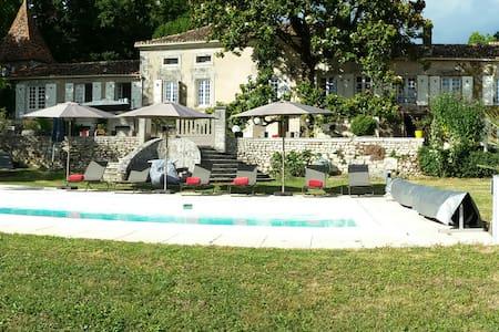 Demeure La Lamblardie - Gardes-le-Pontaroux