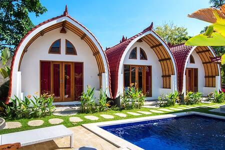 Balian Princess Villas LILIS barn (2)