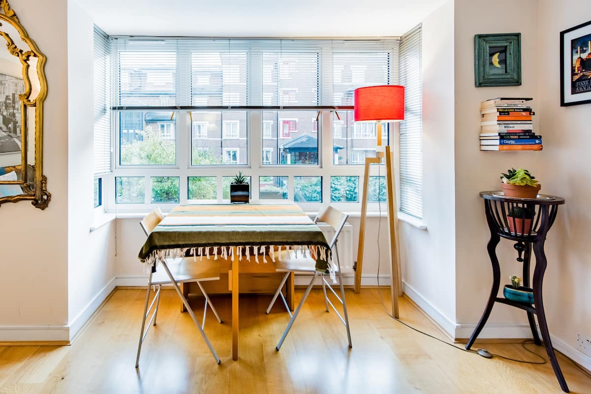 Easy Access to Public Transport from Maida Vale Flat