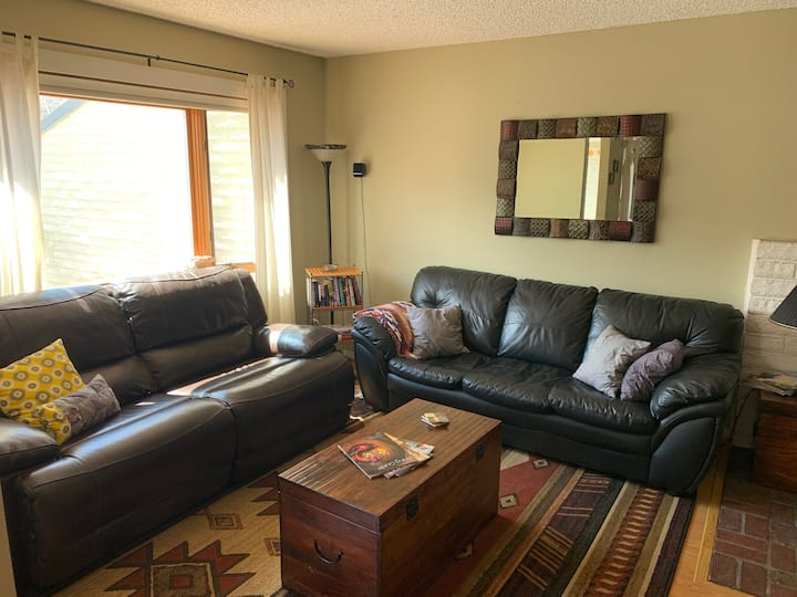 Two bedroom Whistler Village condo