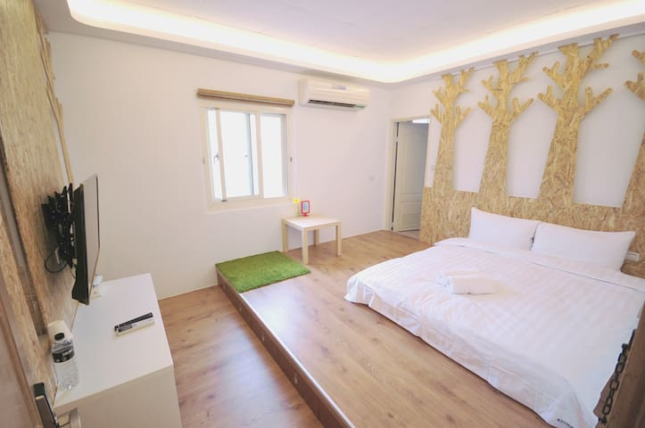 Kenting Street for 1 second★Cozy Double Room A
