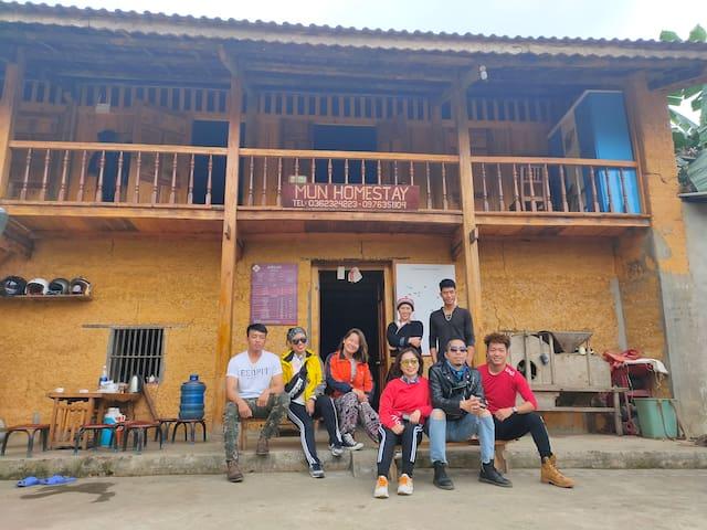 "Mun homestay - ""Trinh tuong"" house"