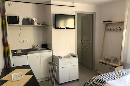 Le studio du voyageur proche CDG/Asterix