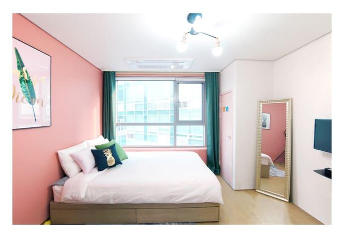 #6 Myeong-dong, Free Portable Wi-Fi - Jongno-gu - Apartamento