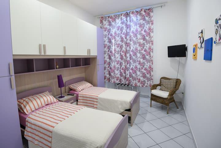 Stanza privata bagno interno - I Cappuccini b&b