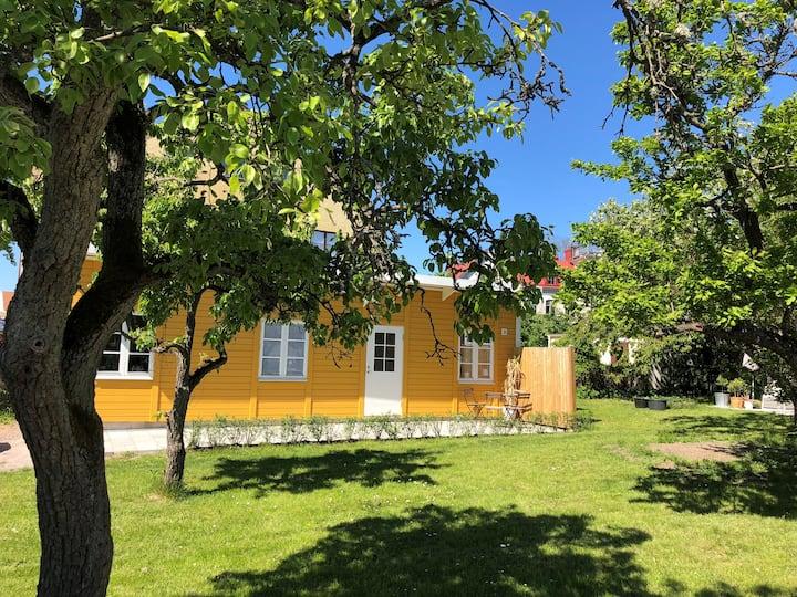 Gårdshus i Kalmarsundsparken
