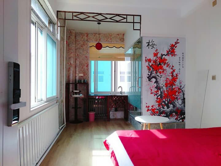一个月起租 不日租  vip 302独门独户整套房 双囍临门篇