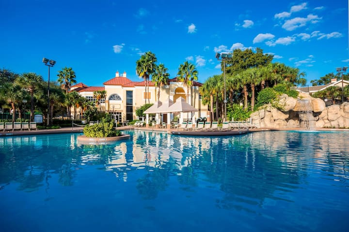 Disney Getaway Sheraton Vistana Resort Orlando 1BR