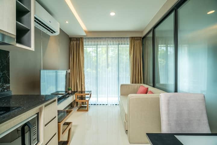 Стильная квартира Панора