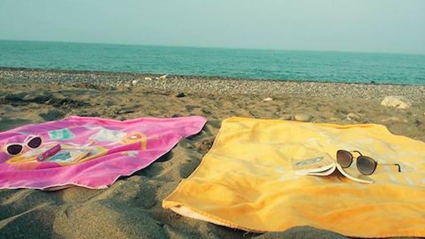 Appart pieds dans l'eau - Oued laou - Oued Laou