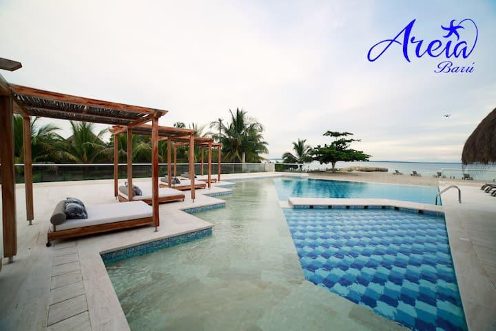 Villa Areia · Luxury Beachfront Condo