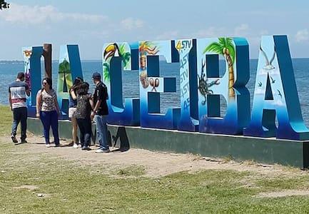 Alojamiento cerca del paseo marítimo - La Ceiba