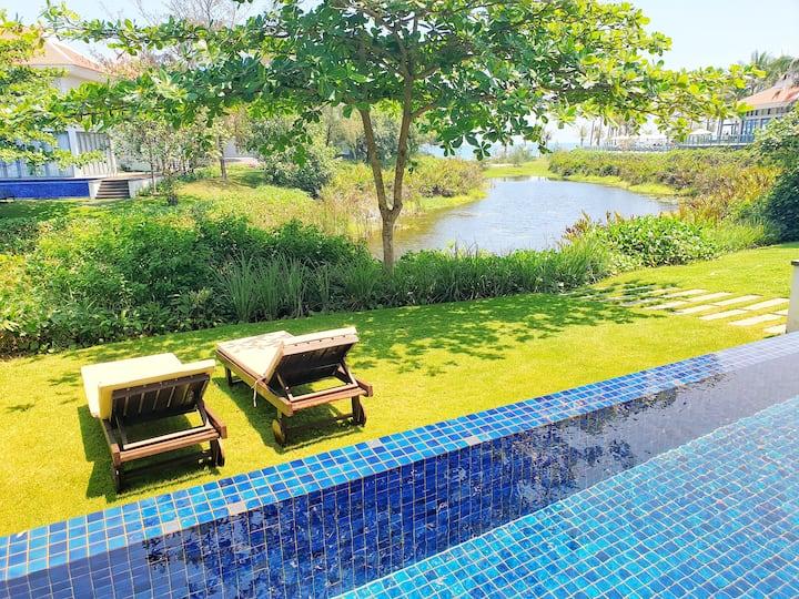 Dream Villa 5BRS in five Star Resort for big Group