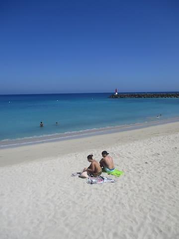 Playa , Farniente et  FUERTEVENTURA