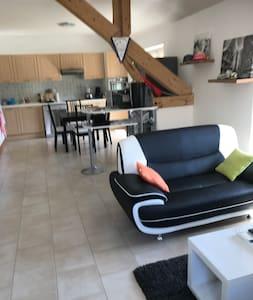 Appartement idéalement situé au Cheylard