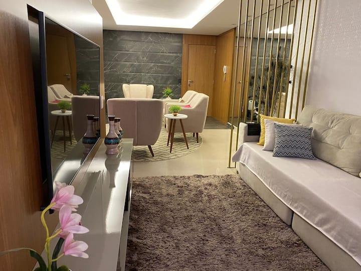 Lindissimo apartamento C/ Deck