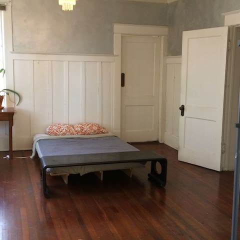 Private room in historic home.