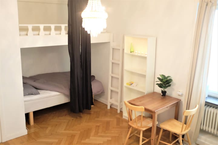 Incredible Location In Stockholm - Cosy Apartment - Stockholm - Lägenhet