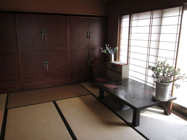 Cozy Japanese traditional style room - Gotenba-shi - House