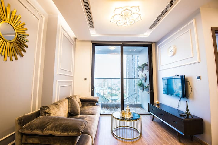 ⭐️HaNoi One Bed Apartment Vins Metropolis Luxury⭐️
