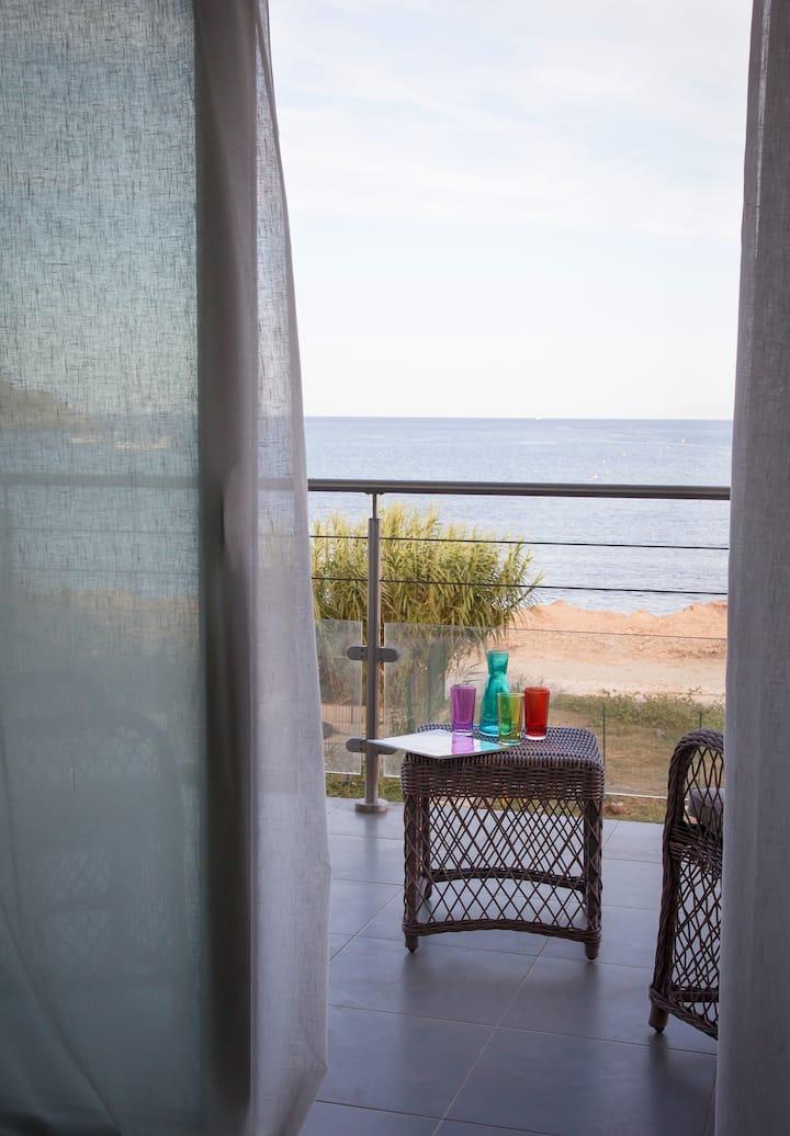 Appartement 1 chambre Vue Mer 40m² au Cap Corse