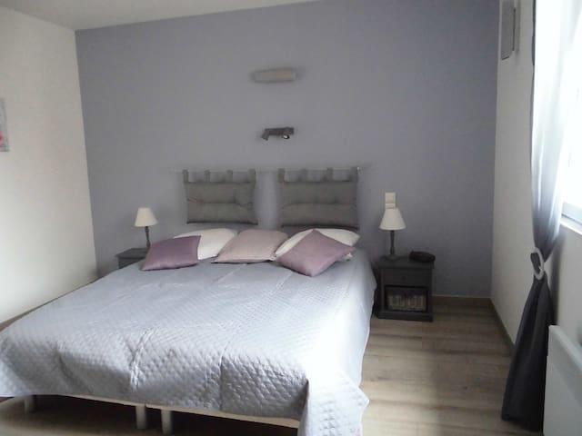 Pavillon individuel près d'Amiens - Prouzel - Bed & Breakfast