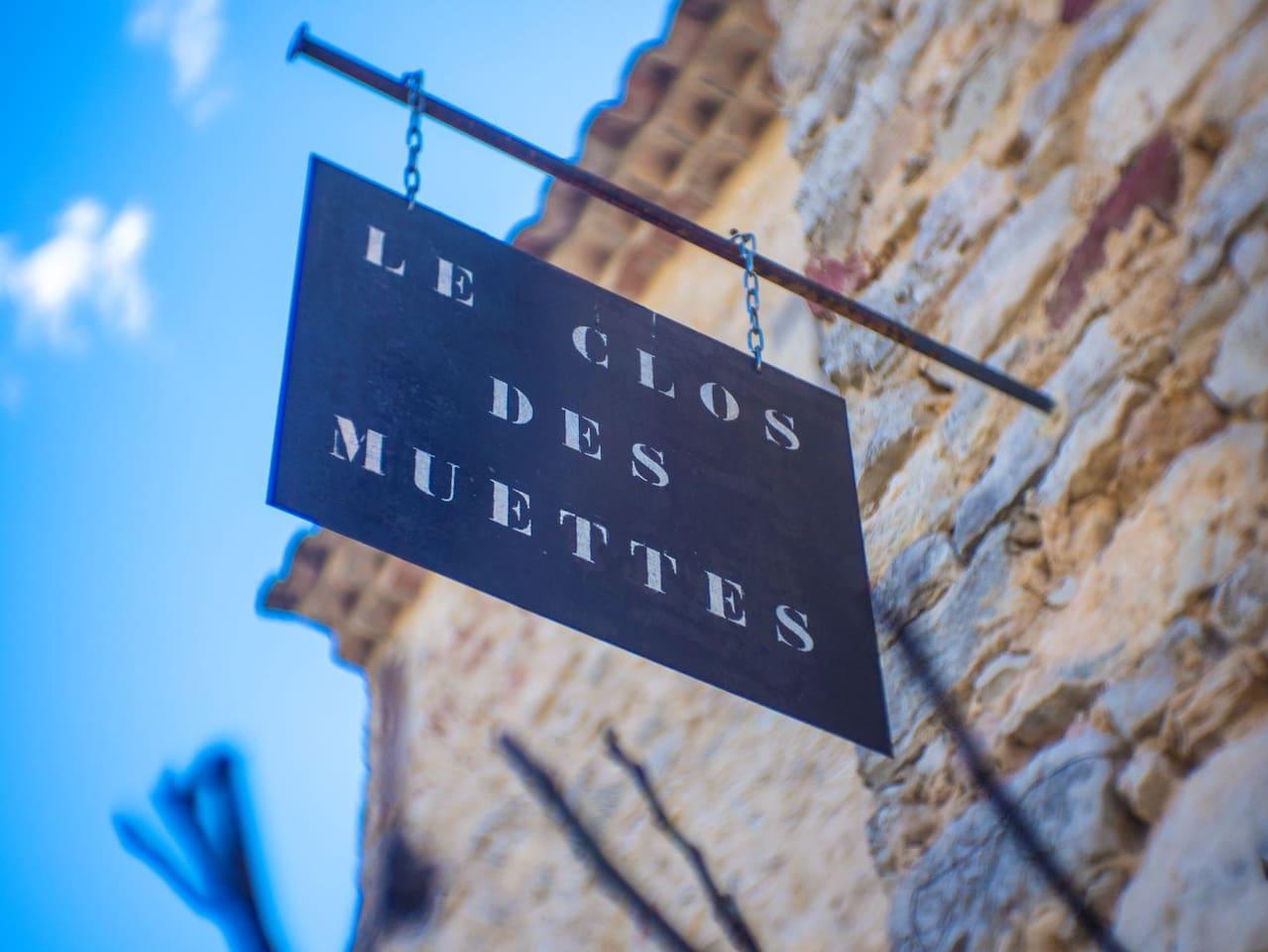 CLOS DES MUETTES