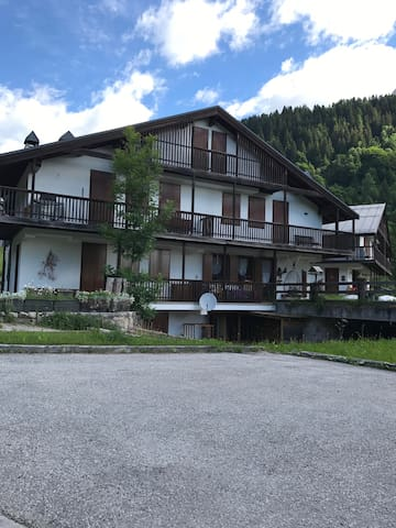 Dolomiti Chalet panoramico 4 posti-Civetta Ski