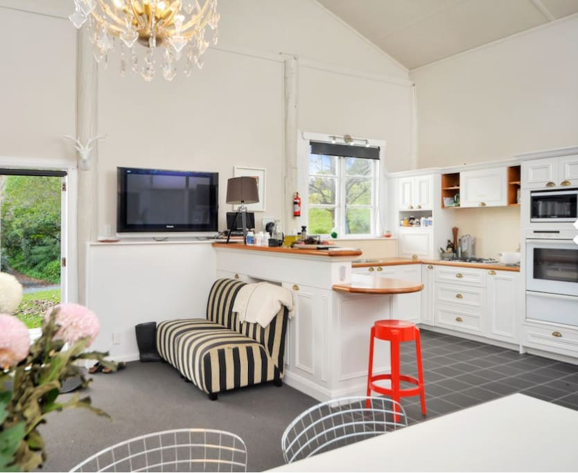 hurstmere cottage  matakana farm stays for rent in