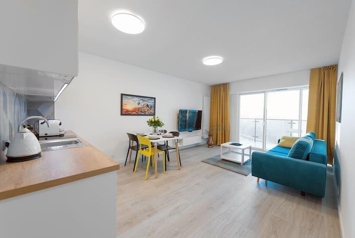 Apartamenty Benthos Deluxe
