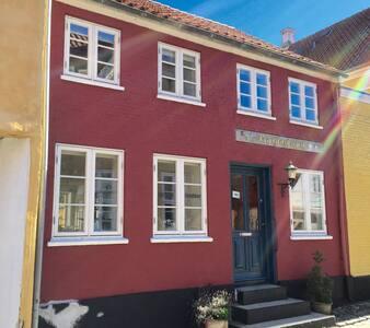 Huset i eventyrbyen - Ærøskøbing