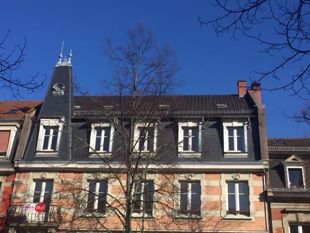 Appartement lumineux 15 min de Strasbourg centre