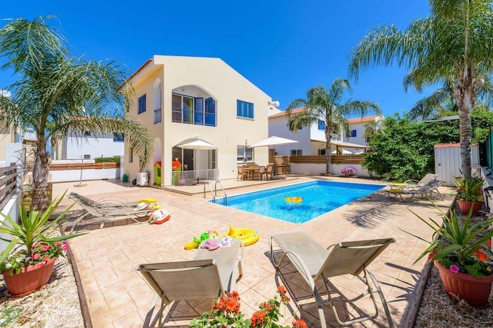 Villa Anastasia - set up with families in mind - Pernera - Vila