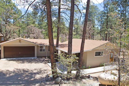 Goldwater Lake Cottage in the Pines - 普雷斯科特