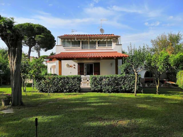Wonderful Villa in San Felice Circeo near Sea!