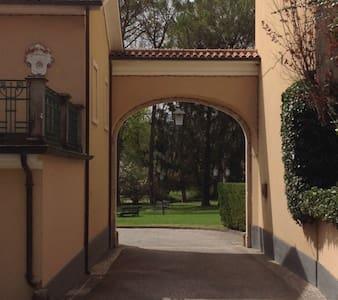 Casa sul fiume a Borgo Castellone