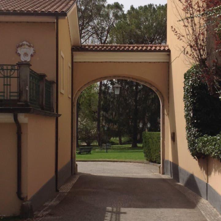 Casa sul fiume a Borgo Castellone in Val Comino