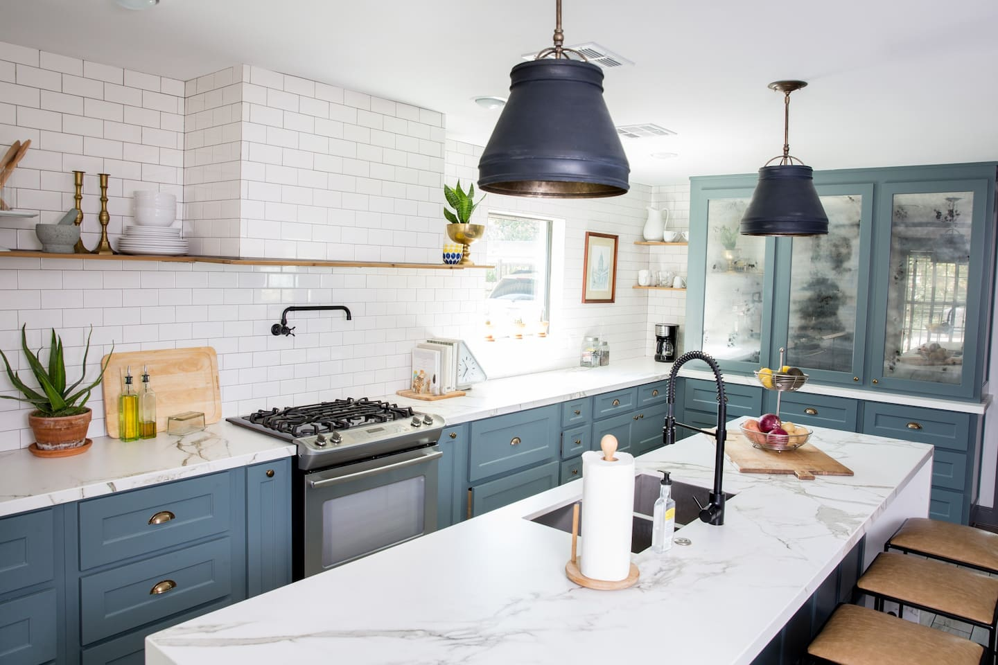 SEEN ON FIXER UPPER- The German Schmear House - Houses for Rent in ...