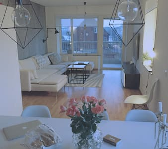 Nice apartment close to the see - Nyköping