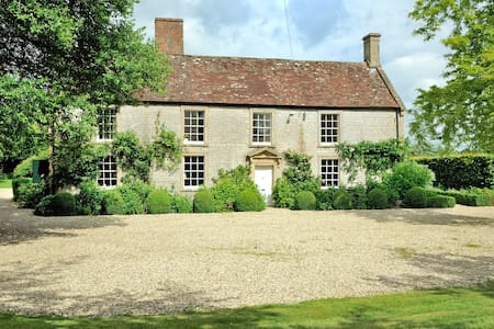 Magnificent annexe in listed farmhouse - Hornblotton