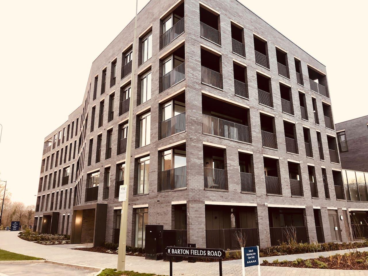 Main Building.
