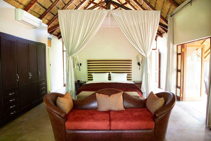 Tambotie Forest lodge (exclusive use safari lodge)